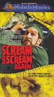 Scream and Scream Again movie poster (1969) picture MOV_5fd15ad6