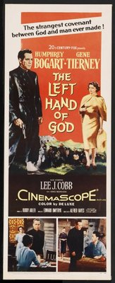 The Left Hand of God movie poster (1955) poster MOV_5fd7ddd7