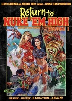 Return to Nuke 'Em High Volume 1 movie poster (2013) picture MOV_5fe2866f