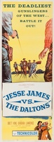 Jesse James vs. the Daltons movie poster (1954) picture MOV_5fe60cbb