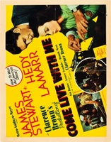 Come Live with Me movie poster (1941) picture MOV_5fed8e18