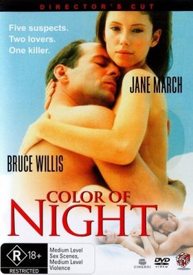Color of Night movie poster (1994) poster MOV_5feed188