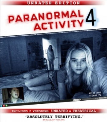 Paranormal Activity 4 movie poster (2012) poster MOV_5ff4b392