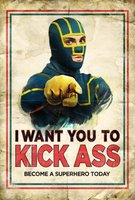 Kick-Ass movie poster (2010) picture MOV_5ff61eef