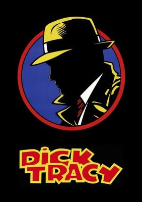 Dick Tracy movie poster (1990) poster MOV_5ff6935b