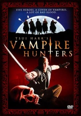 Vampire Hunters movie poster (2002) poster MOV_600178e0