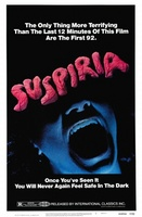 Suspiria movie poster (1977) picture MOV_600b401a