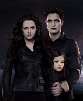 The Twilight Saga: Breaking Dawn - Part 2 movie poster (2012) poster MOV_600c384f