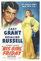 His Girl Friday movie poster (1940) picture MOV_90aca895
