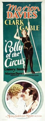 Polly of the Circus movie poster (1932) poster MOV_6021d065