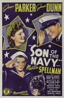 Son of the Navy movie poster (1940) picture MOV_602495ed