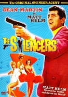 The Silencers movie poster (1966) picture MOV_602882a8