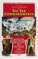The Ten Commandments movie poster (1956) picture MOV_602cd412