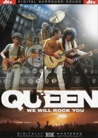 We Will Rock You: Queen Live in Concert movie poster (1982) picture MOV_602e8e85