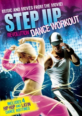 Step Up Revolution Dance Workout movie poster (2012) poster MOV_60301ff9