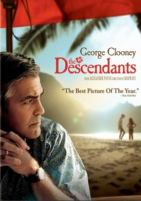 The Descendants movie poster (2011) poster MOV_603e5aec