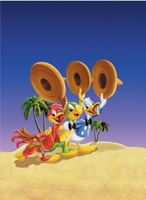 The Three Caballeros movie poster (1944) picture MOV_603f9da8