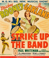 Strike Up the Band movie poster (1940) picture MOV_6041a5a7