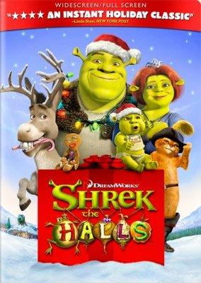 Shrek the Halls movie poster (2007) poster MOV_604aaa68