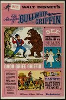 The Adventures of Bullwhip Griffin movie poster (1967) picture MOV_604ee51a