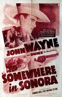 Somewhere in Sonora movie poster (1933) picture MOV_606174eb
