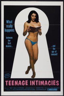 Teenage Intimacies movie poster (1975) poster MOV_60619f2f