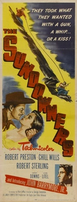 The Sundowners movie poster (1950) poster MOV_606d80af