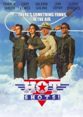 Hot Shots movie poster (1991) poster MOV_606ea6c9
