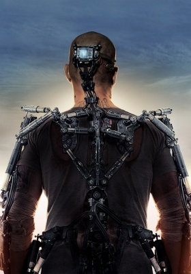 Elysium movie poster (2013) poster MOV_60707c30