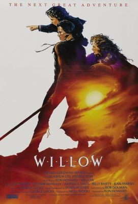 Willow movie poster (1988) poster MOV_607114b4