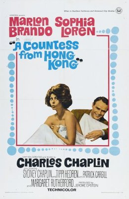 A Countess from Hong Kong movie poster (1967) poster MOV_6071bfa8
