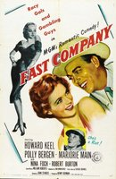 Fast Company movie poster (1953) picture MOV_60729da9