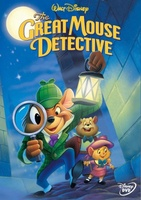 The Great Mouse Detective movie poster (1986) picture MOV_607603ca
