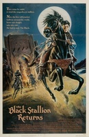 The Black Stallion Returns movie poster (1983) picture MOV_6076a16d
