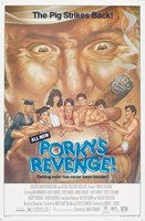 Porky's Revenge movie poster (1985) picture MOV_6077c862