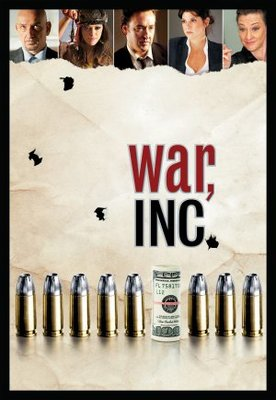 War, Inc. movie poster (2007) poster MOV_607bdf1a