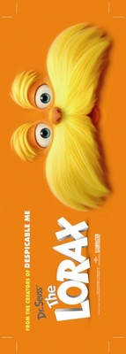 The Lorax movie poster (2012) poster MOV_60829437