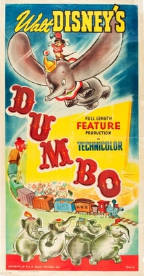 Dumbo movie poster (1941) poster MOV_6084972a