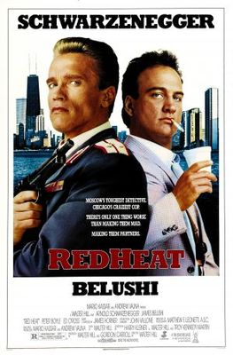 Red Heat movie poster (1988) poster MOV_60851d98