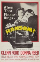 Ransom! movie poster (1956) picture MOV_6085861b