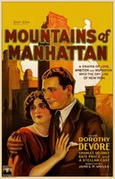 Mountains of Manhattan movie poster (1927) picture MOV_6086315d