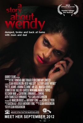 A Story About Wendy movie poster (2012) poster MOV_608a41eb
