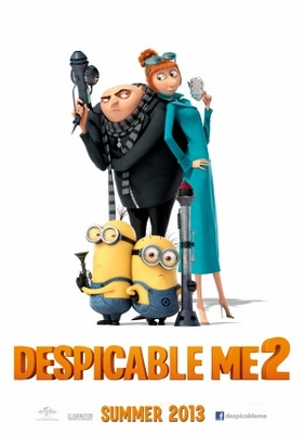 Despicable Me 2 movie poster (2013) poster MOV_608be6cd