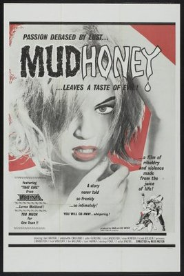 Mudhoney movie poster (1965) poster MOV_608d6df5