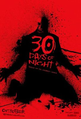 30 Days of Night movie poster (2007) poster MOV_608e4d79