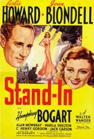 Stand-In movie poster (1937) picture MOV_60901497