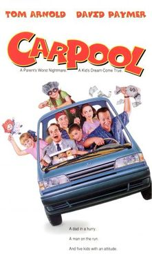 Carpool movie poster (1996) poster MOV_609270b5