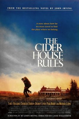 The Cider House Rules movie poster (1999) poster MOV_6094b329