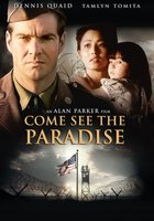 Come See the Paradise movie poster (1990) picture MOV_609d017d