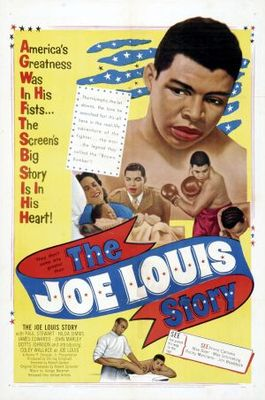 The Joe Louis Story movie poster (1953) poster MOV_609ef03e